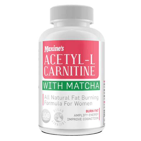 MAXINE'S ACETYL L-CARNITINE