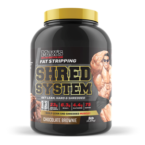 MAX'S SHRED SYSTEM PROTEIN
