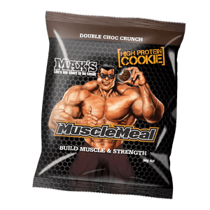 MAX'S MUSCLE MEAL COOKIE 12 PACK