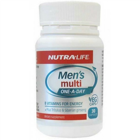 NUTRALIFE MEN'S MULTIVITAMIN