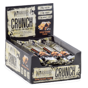 WARRIOR CRUNCH PROTEIN BAR 12 PK