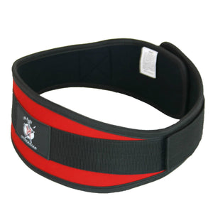 "MANI SPORT SYNTHETIC 5"" WEIGHLIFTING BELT"