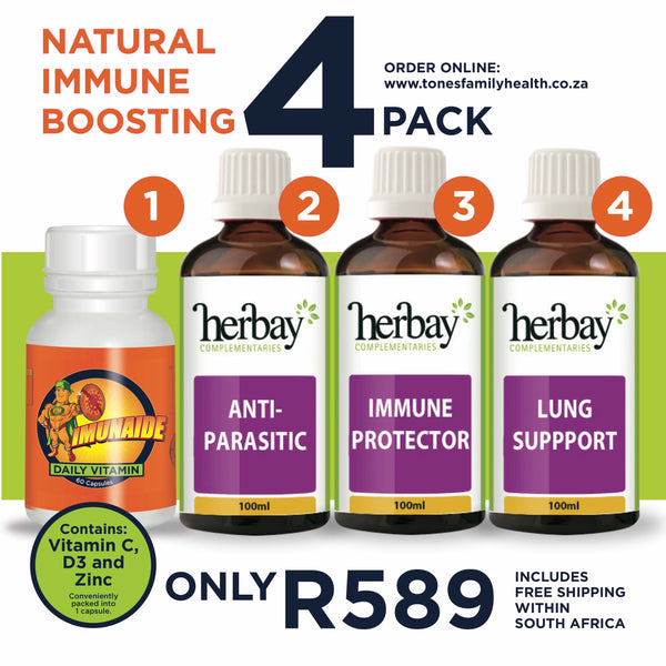 Immune Boosting 4-pack