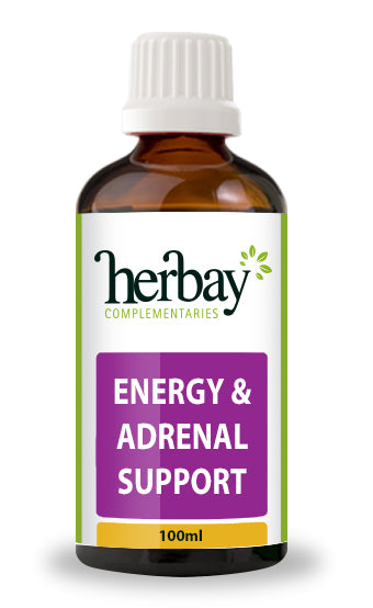 Energy and Adrenal Support