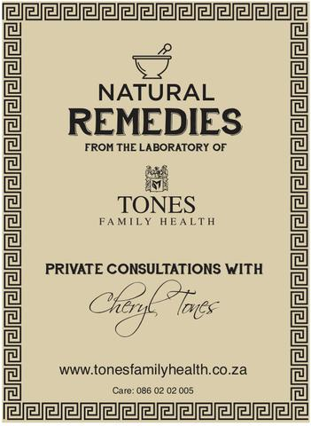 Natural Remedies Consultation