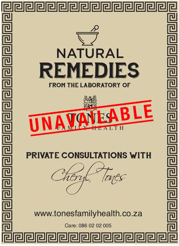 Natural Remedies Unavailable