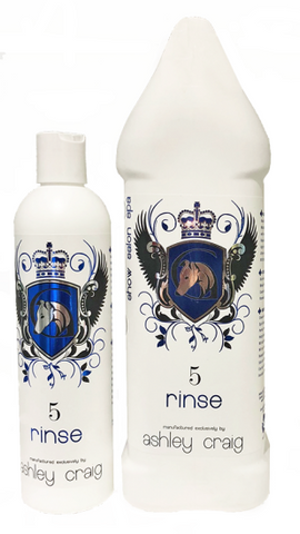 Ashley Craig Rinse (Waterless Shampoo) -  Show Salon Spa