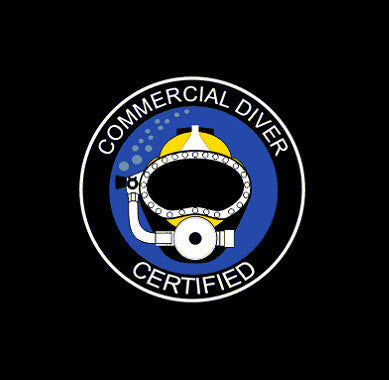 Commercial Diver Certified