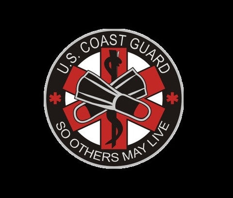 U.S Coast Guard So  Others  May  Live