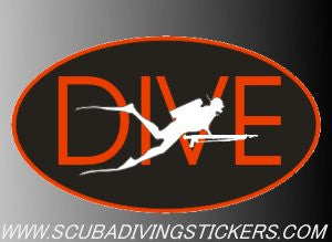 DIVE Speargun Scuba Diver