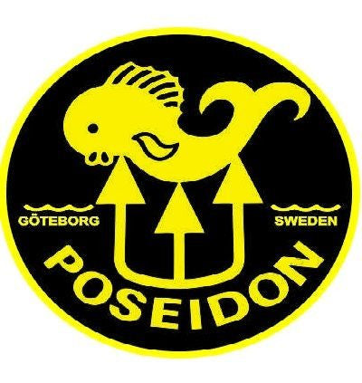 Poiseidon Sticker/Decal