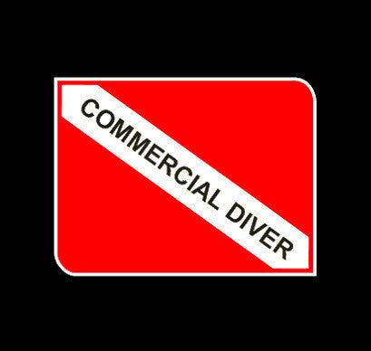 Commercial Dive Flag