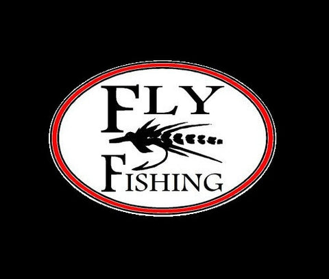 Fly Fishing Decal/Sticker
