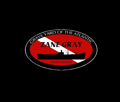 Grave Yard of the Atlantic Zane Gray