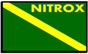 Nitrox Flag Decal