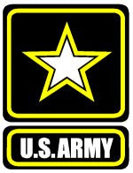 US Army Decal Be Proud!