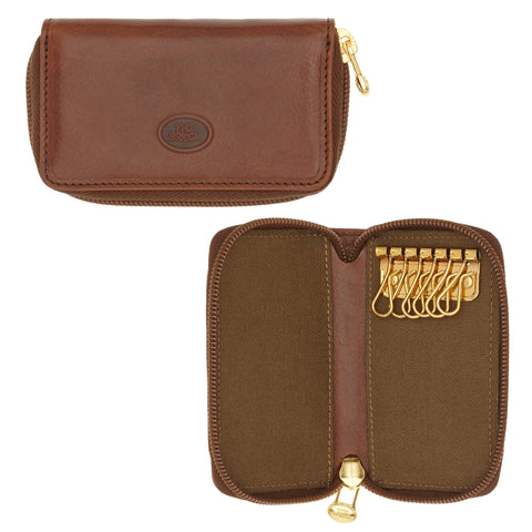 The Bridge Zip Around Key Case - Style: 01101501