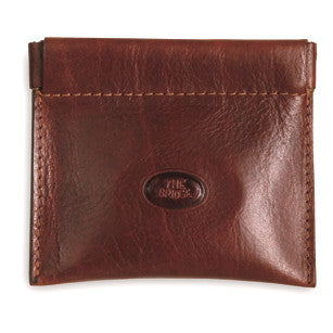 The Bridge Leather Snap-top Purse - Style: 012228 /01