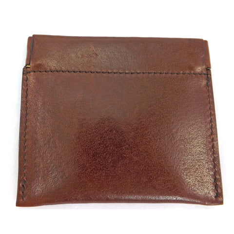 The Bridge Leather Snap-Top Purse - Style: 01222801