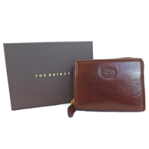 The Bridge Leather Credit Card Holder - Style: 01226601