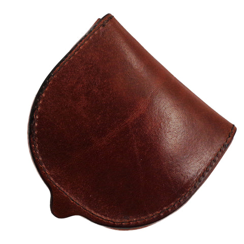 The Bridge Leather Coin Tray Purse - Style: 01302501