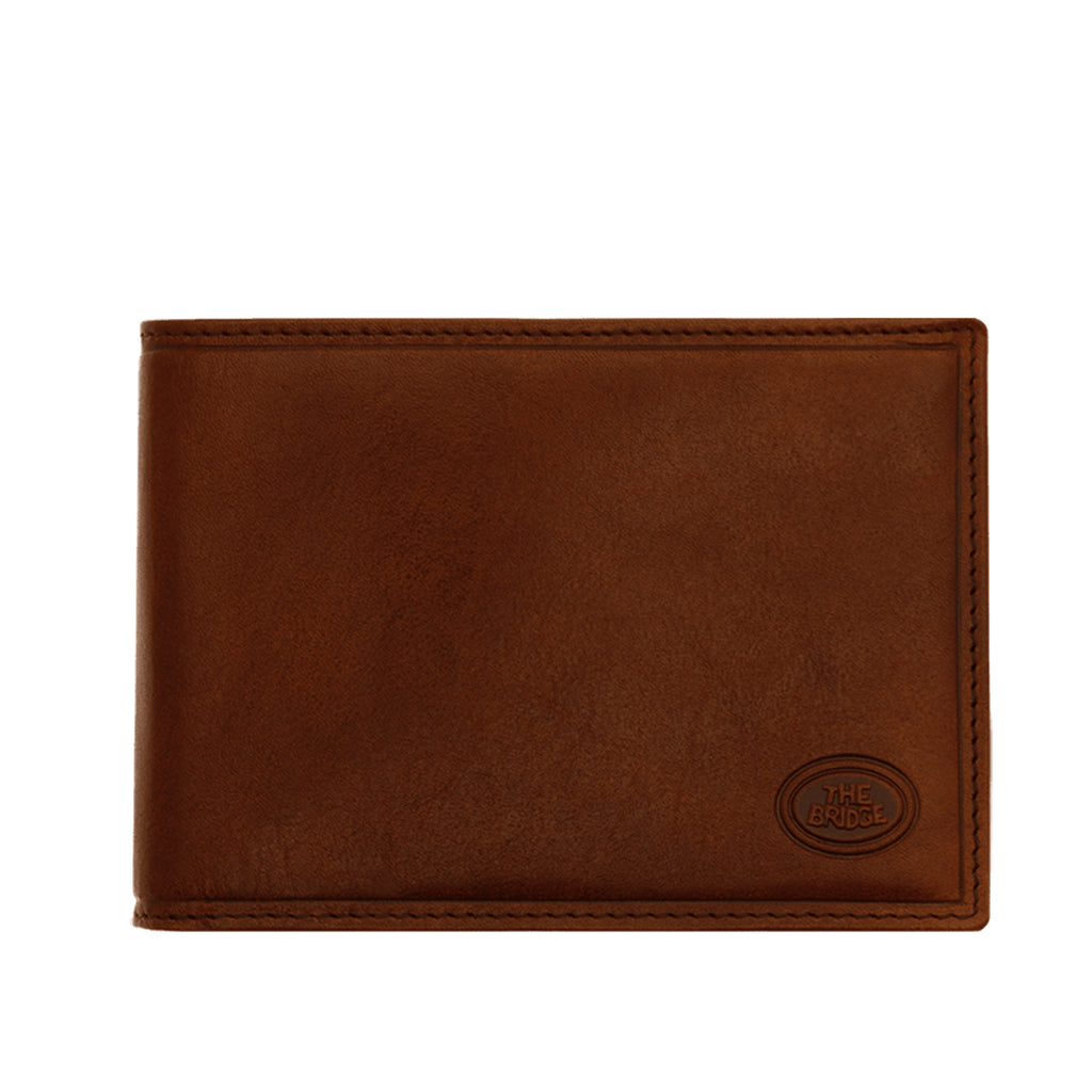 The Bridge Leather Trouser Wallet - Style: 01405701
