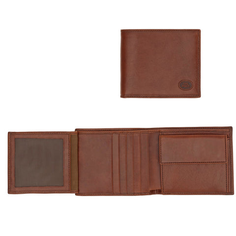 The Bridge Leather Trouser Wallet - Style: 01425601