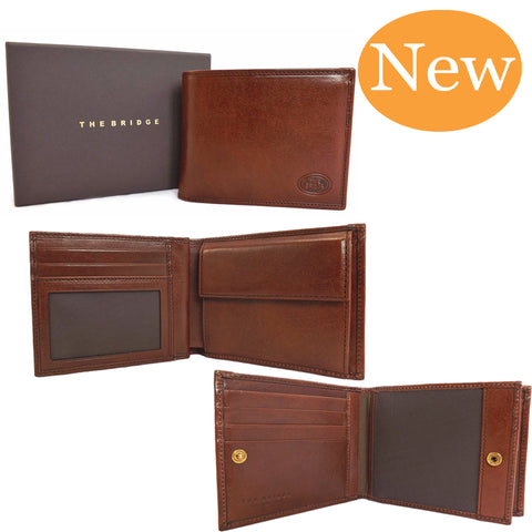 The Bridge Leather Trouser Wallet - Style: 01426601