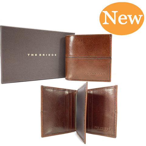 The Bridge Leather Shirt Wallet - Style: 01462001