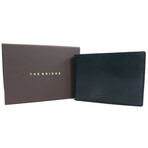 The Bridge Trouser Wallet - Style: 0148081X - Navy Blue