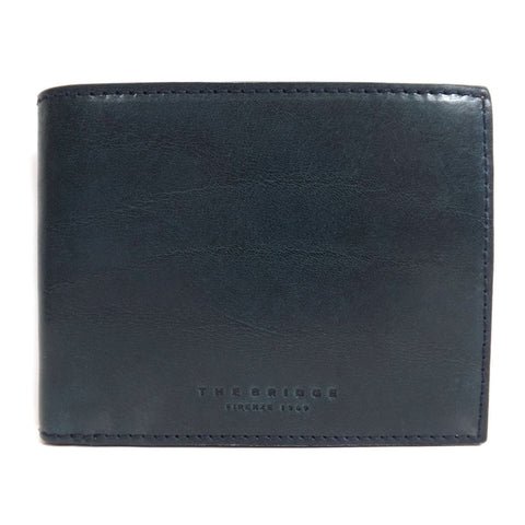 The Bridge Trouser Wallet - Style: 0148181X - Navy Blue