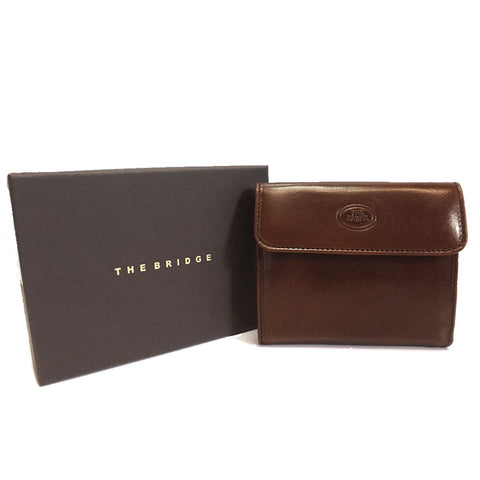 The Bridge Leather Wallet Purse - Style: 01771801