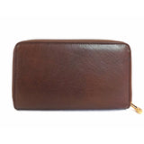The Bridge Large Leather Wallet Purse - Style: 01772601