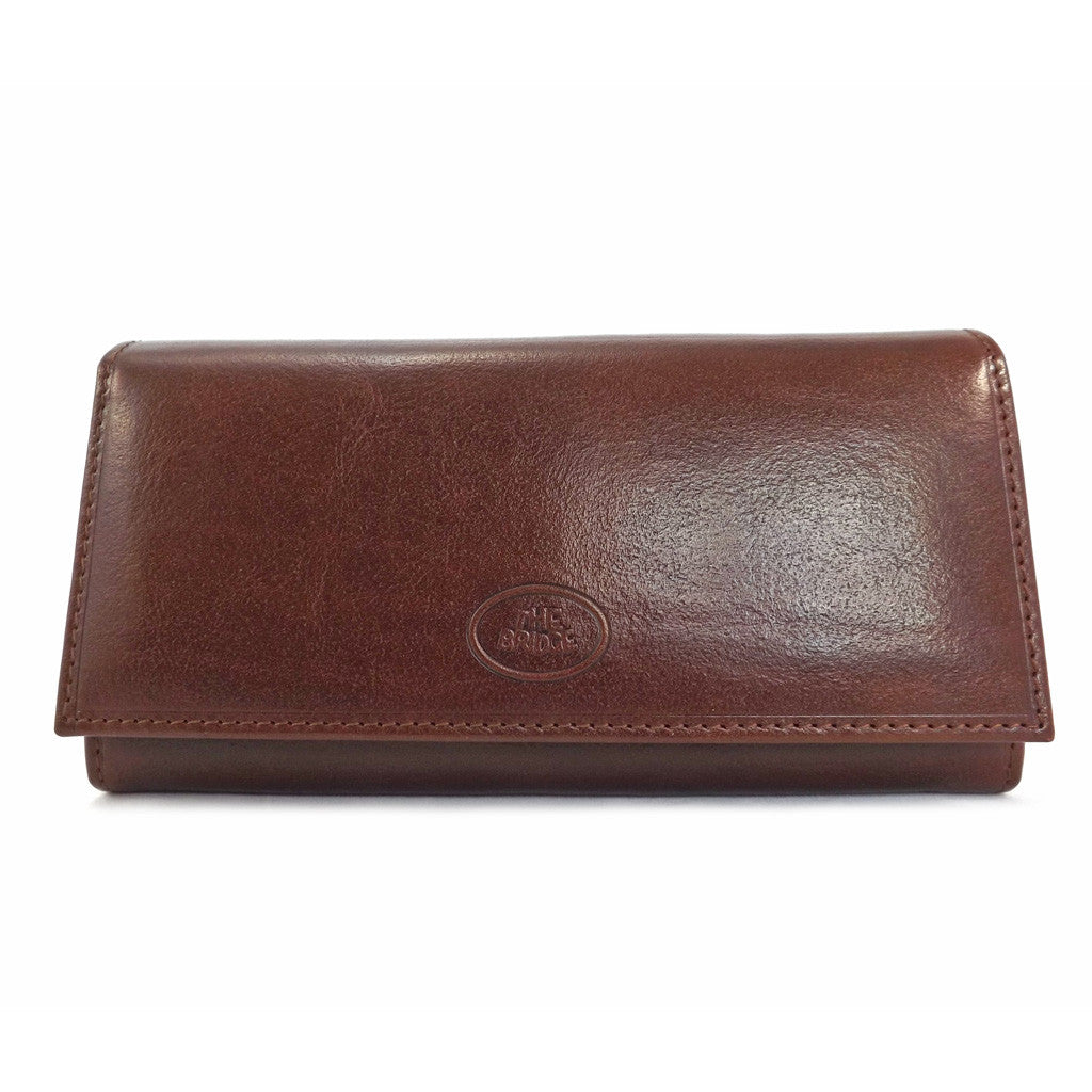 The Bridge Ladies Large Matinee Wallet Purse - Style: 01774101