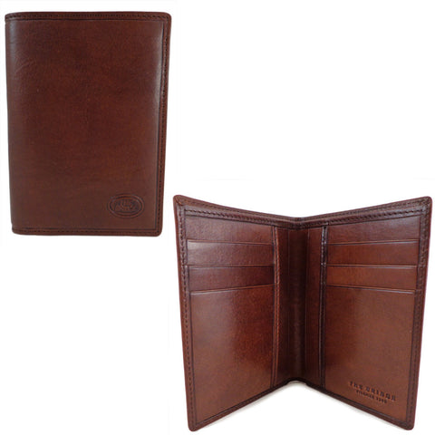 The Bridge Leather Shirt Wallet - Style: 018409/01
