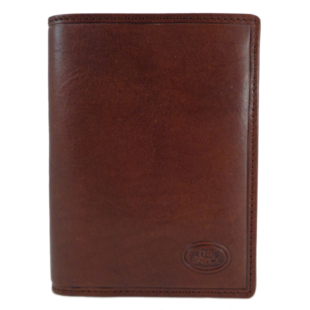 The Bridge Leather Shirt Wallet - Style: 01840901