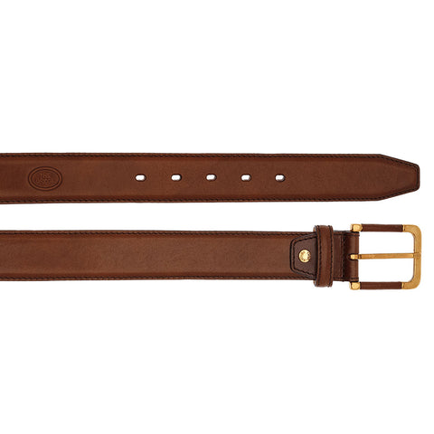 The Bridge Gents Leather Belt - Style: 03627901
