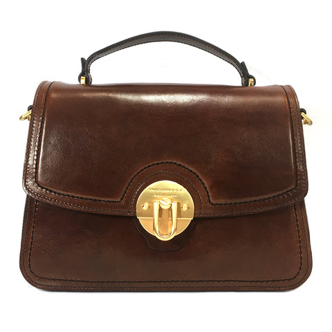 The Bridge Leather Grab / Shoulder Bag - Style: 04375001