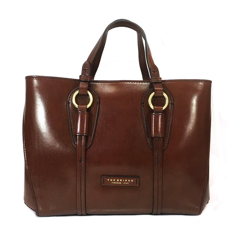 The Bridge Grab Handle Multiway Bag - Style: 04383001 Brown