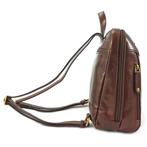 The Bridge Medium Backpack Bag - Style: 04421101