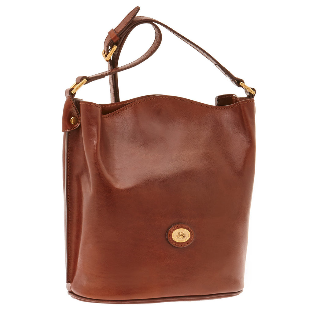 The Bridge Classic Bucket Bag - Style: 04704101