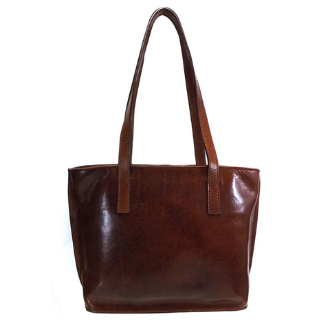 The Bridge Zip Top Tote Bag - Style: 04902601