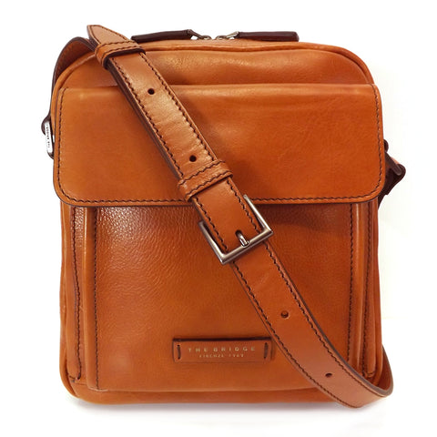 The Bridge Across Body or Shoulder Bag - Style: 0520188B