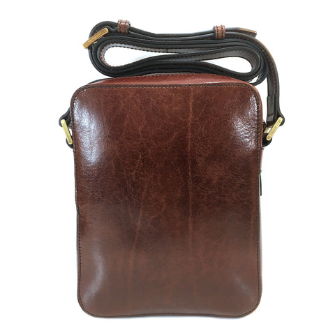 The Bridge Small Gents Shoulder Bag - Style: 05330001