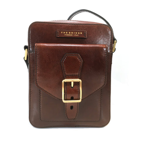 The Bridge Small Gents Shoulder Bag 05330001