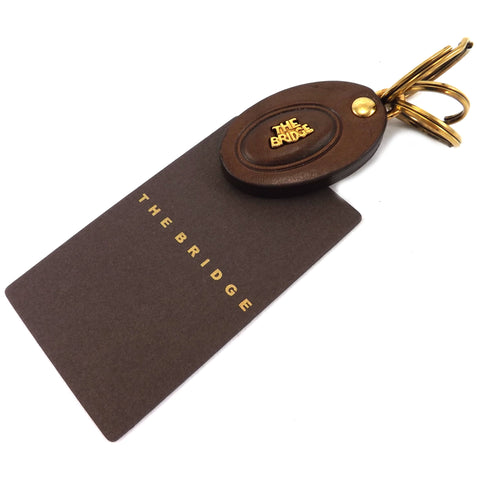 The Bridge Leather Key Fob - Style: 09201401