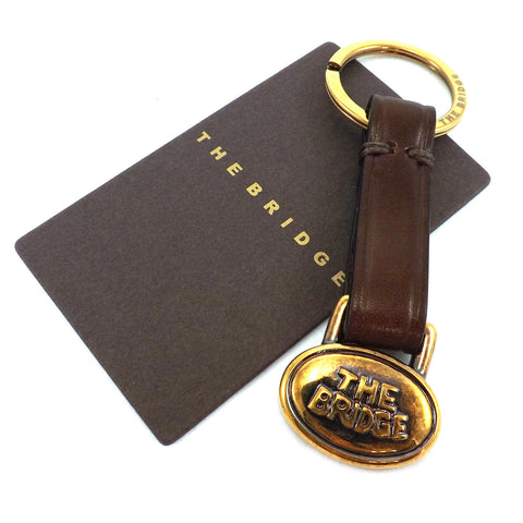 The Bridge - Leather Key Ring - Style: 09210101