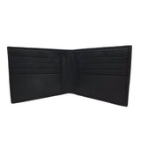Ashwood Classic Leather Wallet - Style: 1211-D Black