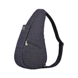 Healthy Back Bag  - Techno Tweed Purple S - With Tech Pocket - Style: 18233-PR