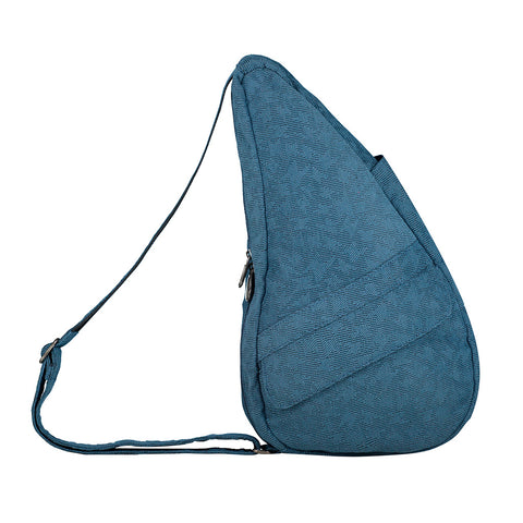 Healthy Back Bag  - Chenille Blue S- With Tech Pocket - Style: 192103-BL